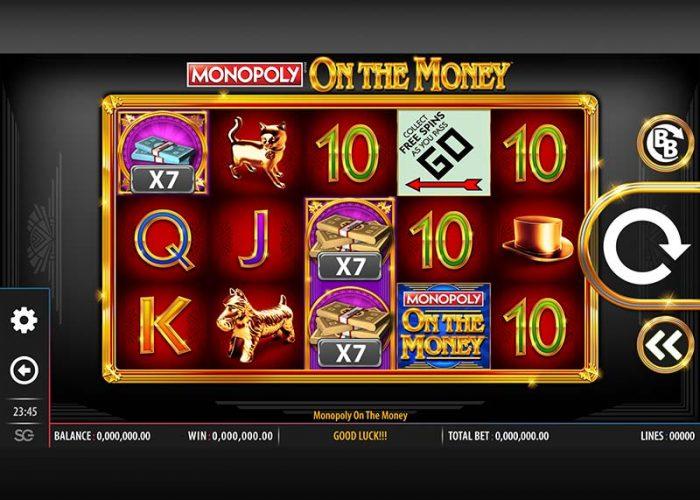 Monopoly: Money in Hand