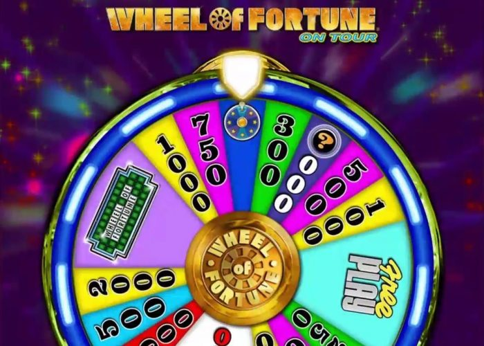 Wheel of Fortune: On Tour